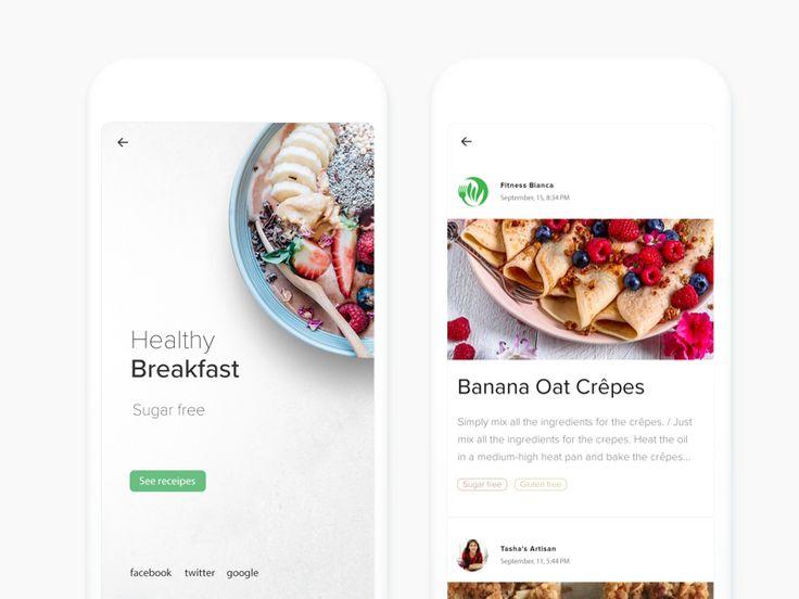Clean Healthy App