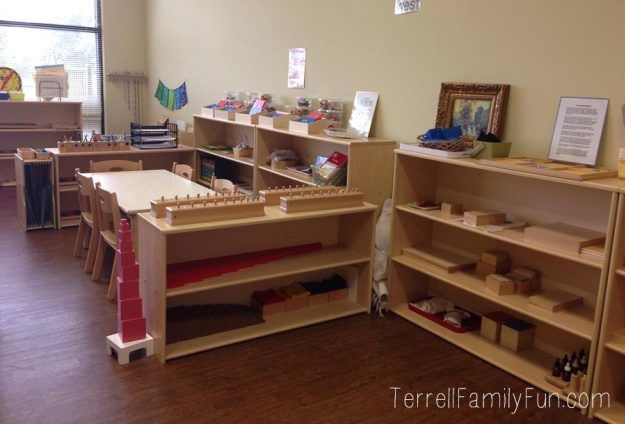 Primary Level Montessori