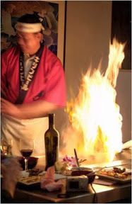 TEPPANYAKI RECIPES: MEAT AND SEAFOOD ON THE GRIDDLE (TEPPAN YAKI) RECIPE