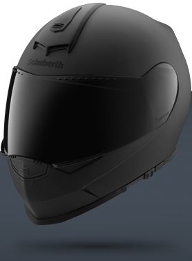 The S2 is the first helmet in the world to have fully integrated antennas for Bluetooth and VHF radio (with RDS) reception. Just add the plug and play Schuberth SRC system (coming soon) and you can use the phone, listen to your nav directions, talk to your passenger or even conference in up to 3 bikers within a 300 meter radius.