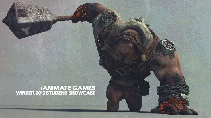 iAnimate Games - Winter 2013 Showreel on Vimeo