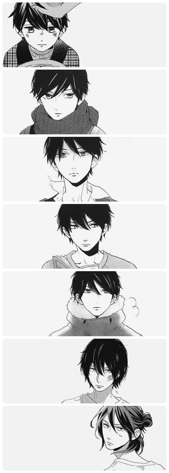 Kibikino Akatsuki (Manga: Tsubaki-chou lonely planet)