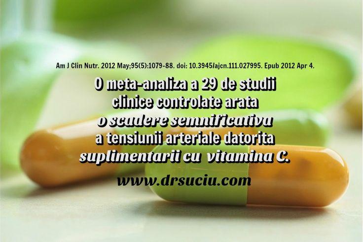 Photo drsuciu scaderea tensiunii arteriale cu ajutorul vitaminei C