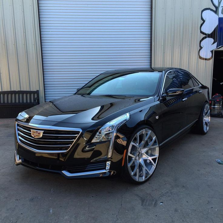 "Forgiato Wheels on Instagram: ""2016 #Cadillac #CT6 on #Forgiato @wheels by @moonshadowdallas"""