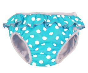 Your baby will be looking super cute whilst at the beach or pool this summer with these adorable swim nappies by ImseVimse!