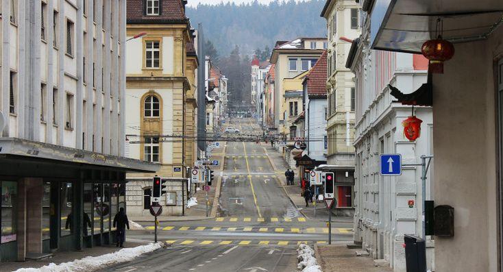 La Chaux-de-Fonds: Viaggio nel Tempo - Save Industrial Heritage