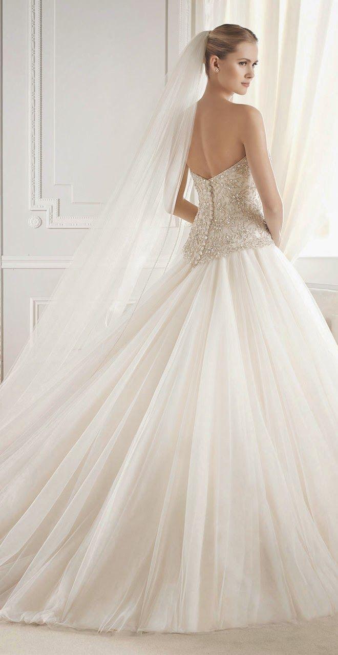 La Sposa Barcelona 2015 Bridal Collections
