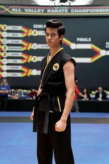 Miguel Diaz Karate Kid Cobra Kai Cobra Kai Dojo Kid Cobra