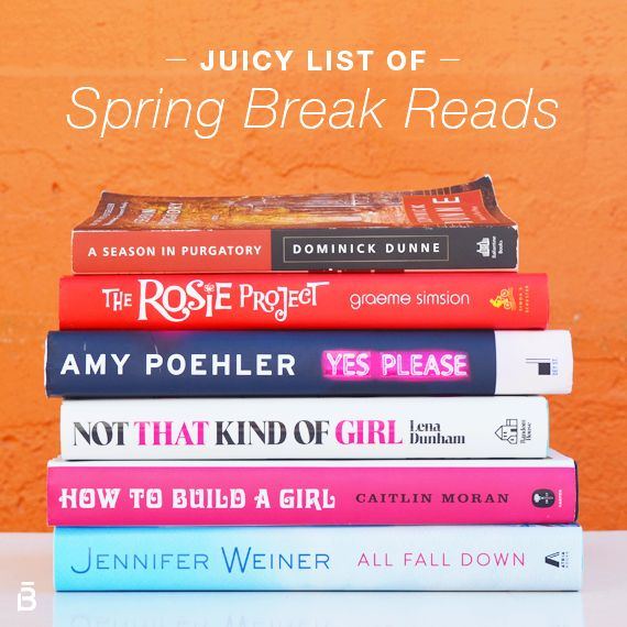 Looking for a few good page-turners you can dive into during Spring Break? We've rounded up a mix of autobiographies, thrillers, and modern fiction that have earned rave reviews from barre3 clients and team members. Whether you're headed for a tropical getaway or taking a mental vacation right at home, these are the books that …