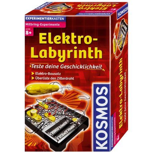 Producător: Kosmos  Dorești să știi...cum funcționeazăun circuit electric?