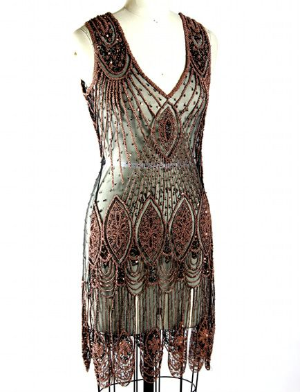 """Jenna Louise Coleman """"Clara"""" flapper dress from Doctor Who episode Mummy on the Orient Express"""