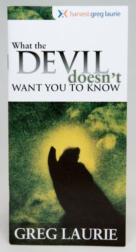 Pastor Greg Laurie explores the commonly held myths and misunderstandings surrounding the devil, clearly revealing his weaknesses and limitations. Read What the Devil Doesn't Want You to Know and...