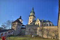 Castle in Kremnica #slovakia