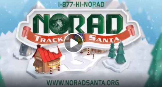 The North American Aerospace Defense Command is celebrating the 62nd Anniversary of tracking Santa's yuletide journey! The NORAD Tracks Santa website,www.noradsanta.org, which launched on December…