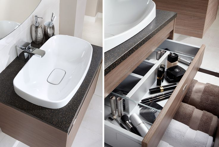 Why compromise on bathroom storage and style when you can have both with halo #halo #modular #bathroomfurniture #myutopia