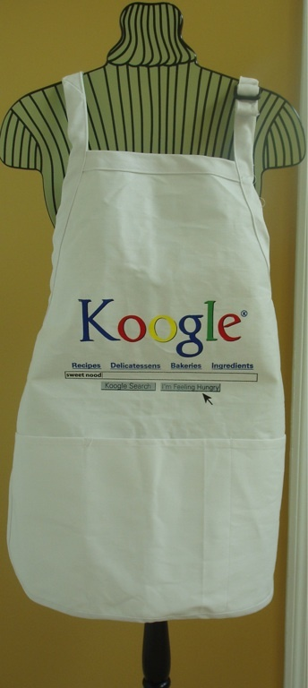 Perfect apron for any ballahbuster!!