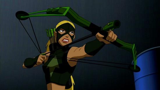 Artemis Crock(Young Justice)