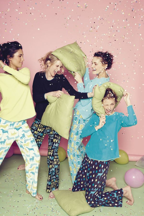 Goldenpoint, pajamas