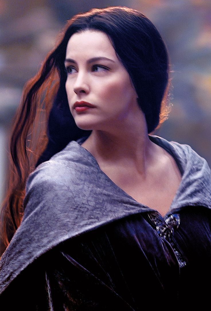 """Liv Tyler as Arwen in """"The Lord of the Rings"""" (2001, 2002, 2003)"""