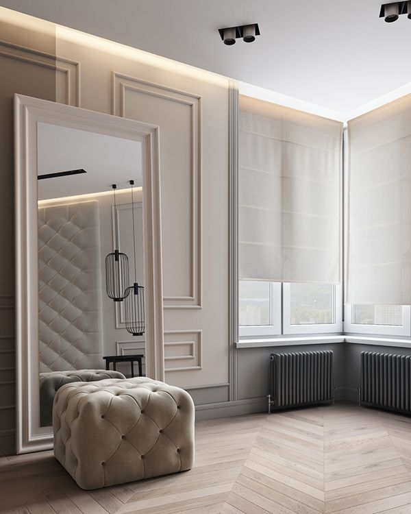 Two Bedroom Apartment Interior Bedroom Ideas With Cupboards Paint Room Ideas Bedroom Bedroom Decor Mirror: Best 25+ Neoclassical Interior Ideas On Pinterest