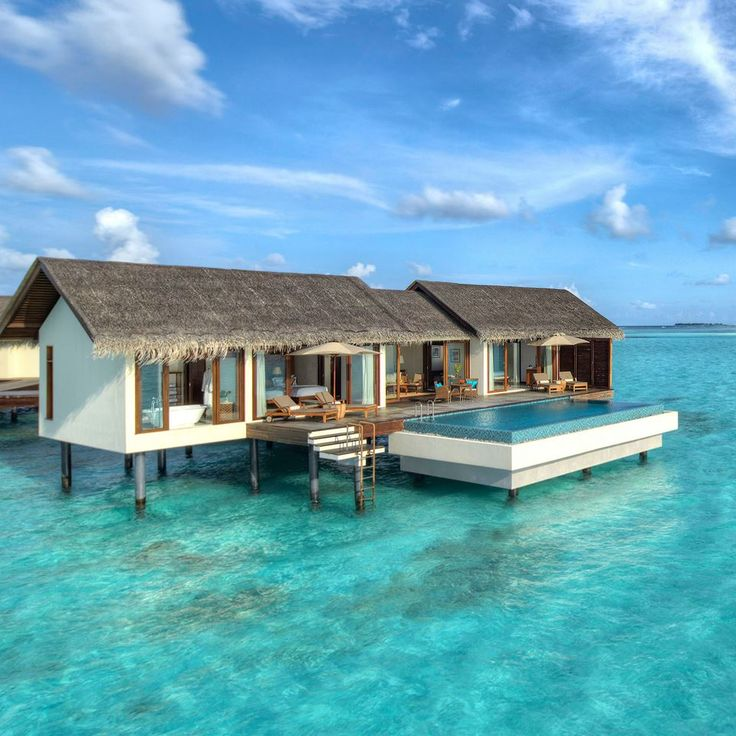 overwater bungalow at the residence maldives maldives. Black Bedroom Furniture Sets. Home Design Ideas