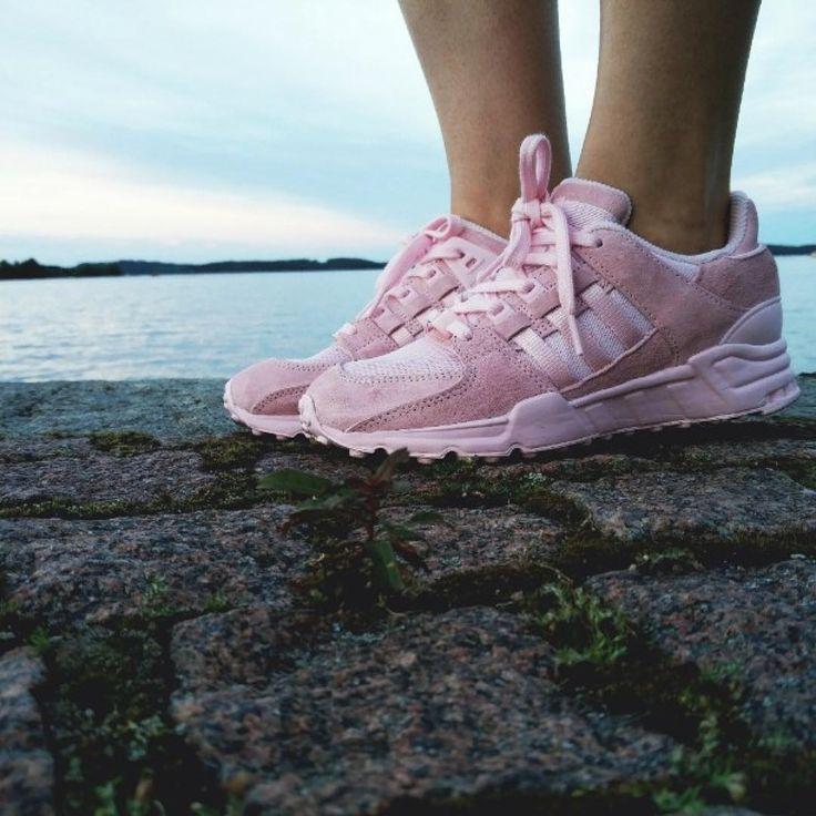 Sneakers femme - Adidas EQT (©marantella)
