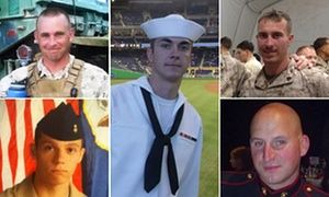 5 US Military members were killed in July, 2015 in a terrorist attack on a recruiting center in Chattanooga, Tennessee, by a lone Middle Eastern gunman inspired by Al-Queda & Muslin extremism.