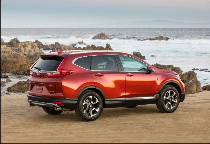 The 2018 Honda CRVoffers outstanding style and technology both inside and out. See interior & exterior photos. 2018 Honda CRVNew features complemented by a lower starting price and streamlined packages.The mid-size 2018 Honda CRVoffers a complete lineup with a wide variety of finishes and features, two conventional engines.