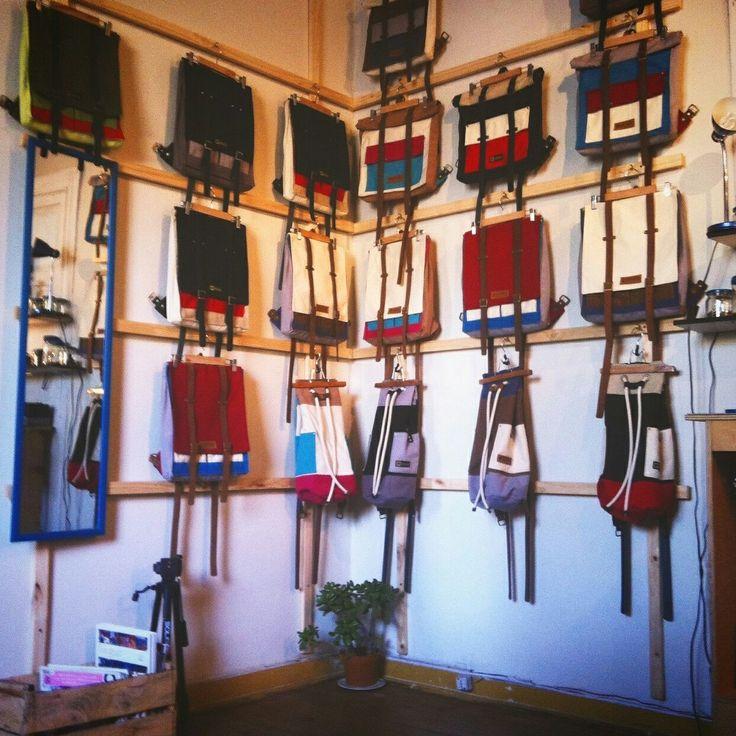 Nuestro showroom! <3