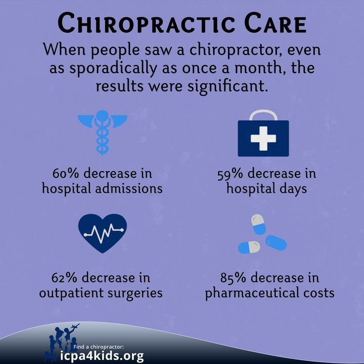 The benefits of regular chiropractic care are amazing! To