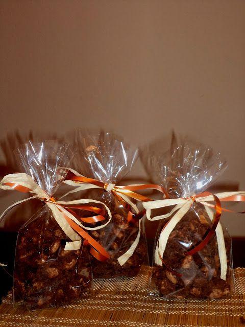 Entre Tachos e Sabores: Amêndoas Torradas com Chocolate