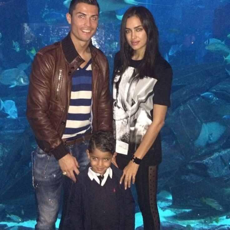 CRISTIANO RONALDO'S GIRLFRIEND, IRINA SHAYK WEARING THE GIVENCHY SS14 GYPSY TEE!