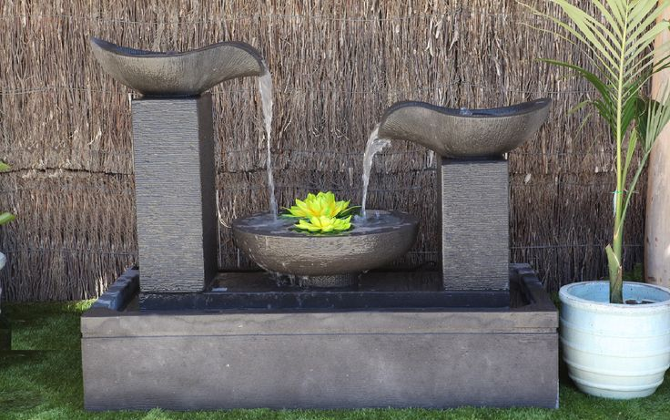 2 bowl cascading pond water feature. Our enormous on-site warehouse in Perth is continually stocked with water features, meaning you can find what you love and take it home today! Drovers inside and out.