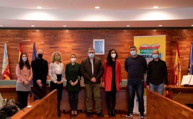 Ganador De Los Premios Literarios Ciutat De Torrent Premios Literario Ganador