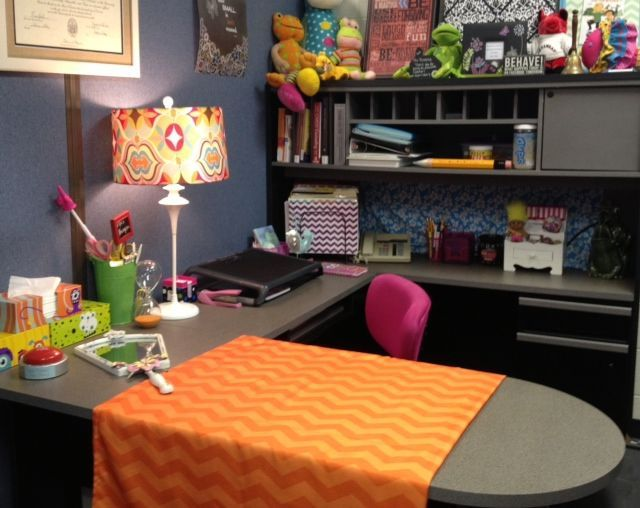 School Counselor Office