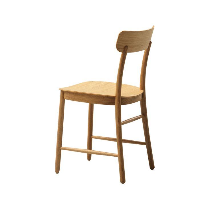 Figurine stol - Figurine stol - ek klarlack
