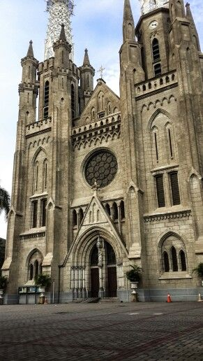Cathedral, Jakarta