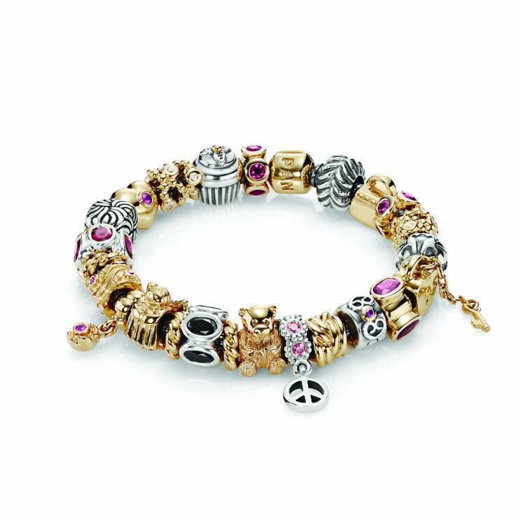 Pandora Jewelry Kansas City: 78 Best Pandora Bracelets And Charms Images On Pinterest