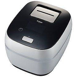 "Tiger rice cooker pot pressure IH ""THE cooked"" 3.5 Go premium white JPX-A... P/O"
