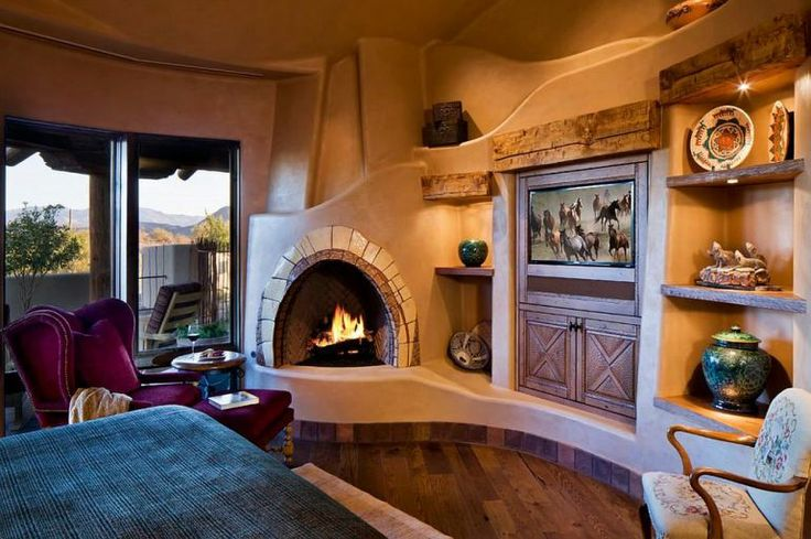 17 best images about kivas on pinterest adobe for Fireplaces southwest