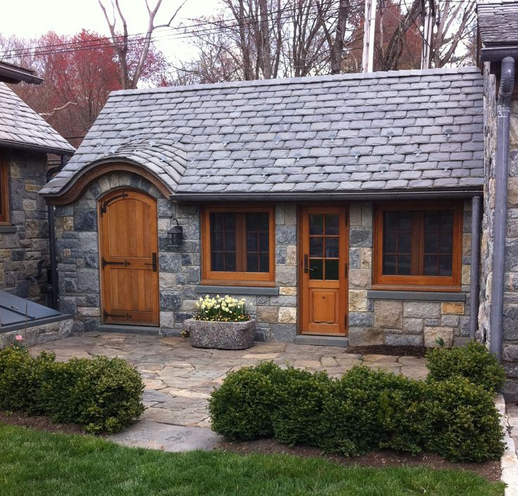 Gardener's Cottage - This wouldn't fit here but I rarely Love a house and this is one! Maybe because I love stone!