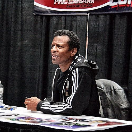 Top 25 Ideas About Phil Lamarr On Pinterest