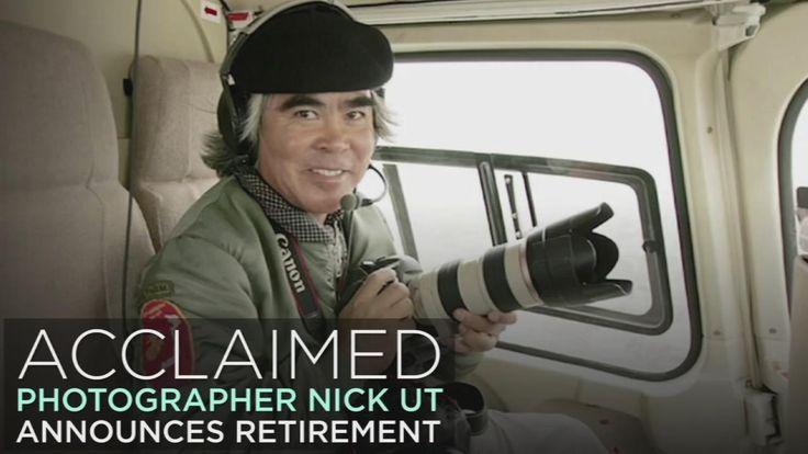 Nick Ut, famed photographer behind 'napalm girl' image, retiring | abc7.com