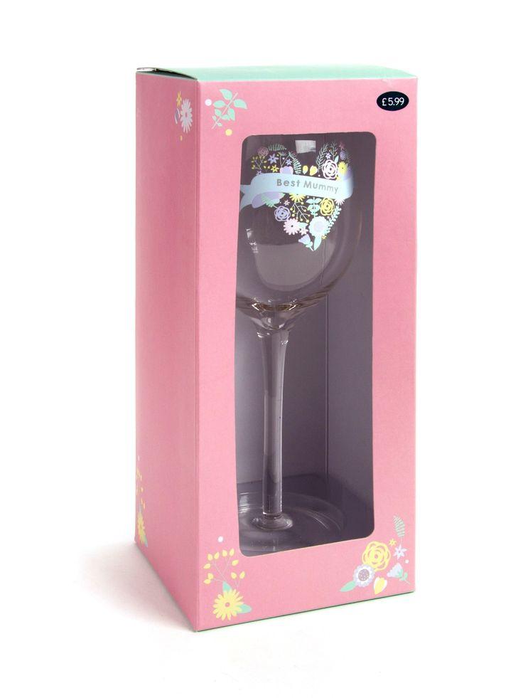 Wine Glass - Best Mummy