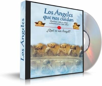 LOS ANGELES QUE NOS CUIDAN [ Audiolibro ] – Curso de Angeología para conocer, interpretar, contactar y dialogar con estos seres celestiales.