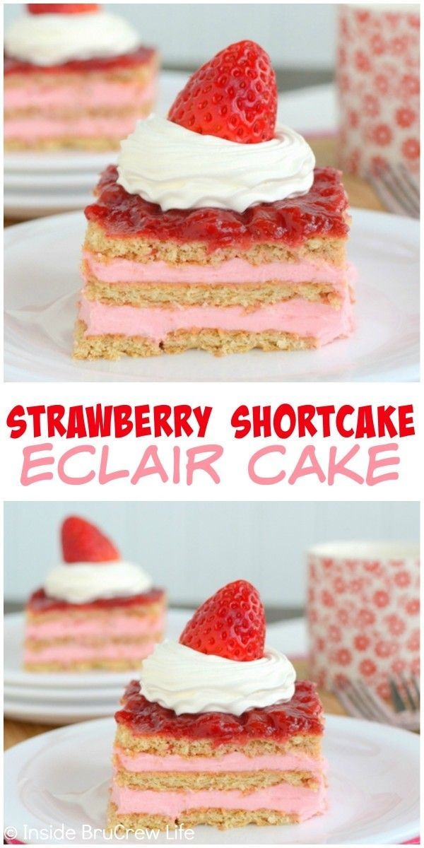 Paleo Eclair Cake