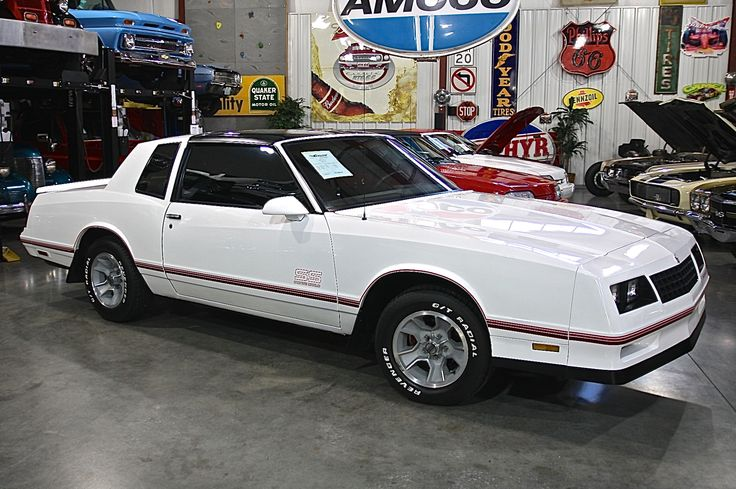 1987 Chevy Monte Carlo SS SOLD!
