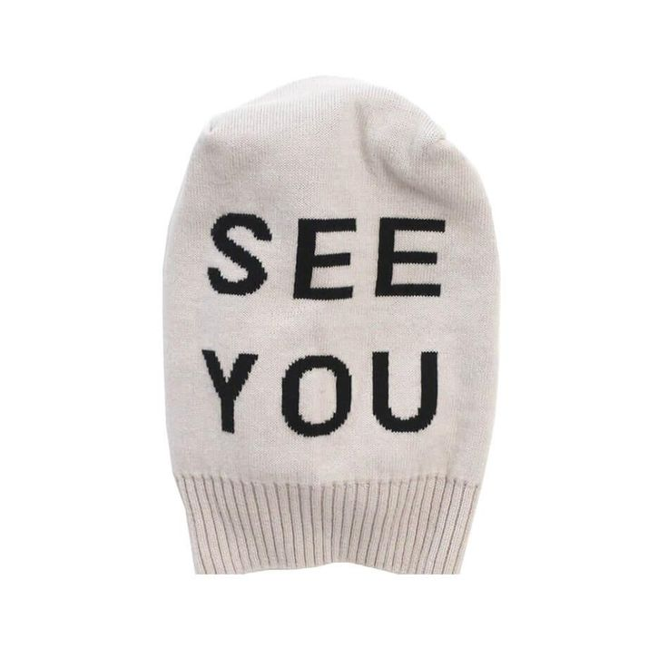 See You Knitted Balaclava by Tinycottons - Junior Edition   - 1