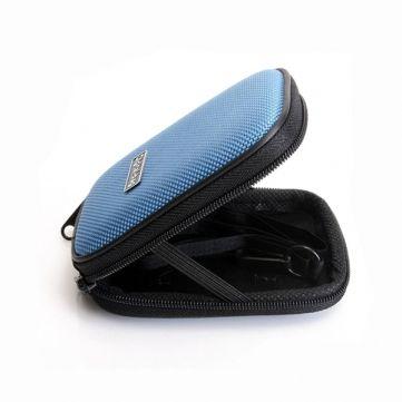 Camera Case Nylon Compact Blue