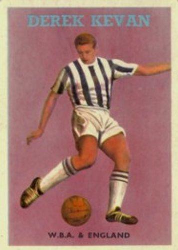 001 - Derek Kevan (West Bromwich Albion) The 'Tank'!